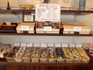焼き菓子棚①